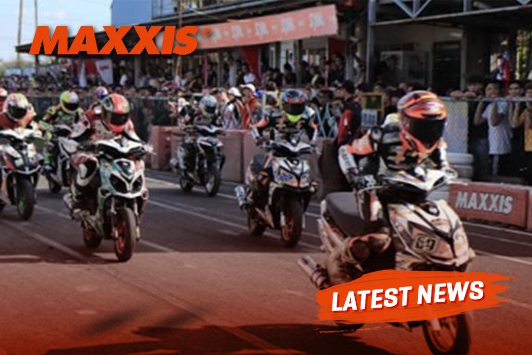 Maxxis Rajai Kejurnas TSR 2020 di Taiwan